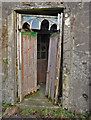 NG3955 : Front door of Kingsburgh House : Week 3