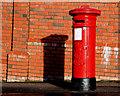 J4079 : Pillar box, Holywood by Albert Bridge