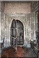 TL4137 : St Nicholas, Little Chishill - Porch by John Salmon