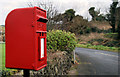 J4499 : Letter box, Millbay, Islandmagee by Albert Bridge