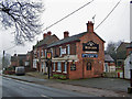 SJ6949 : The Red Lion, Wybunbury - closed by Richard Dorrell