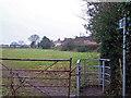 SJ7052 : Path to Park Estate by Richard Dorrell