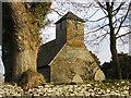 SO2453 : Huntington Church by John Brightley