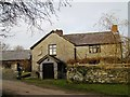 SO2453 : The Swan public house, Huntington by John Brightley