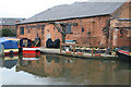 SK4430 : Shardlow - iron warehouse by Chris Allen