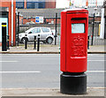 J3373 : Pillar box, Belfast by Albert Bridge