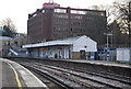 TQ7556 : Maidstone East Station by Nigel Chadwick