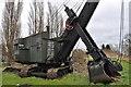 SK5806 : Ruston-Bucyrus 52B Steam Navvy by Ashley Dace