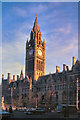 SJ8398 : Manchester Town Hall (1976) by David Dixon