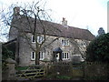 ST5358 : Former miller's house, near Ubley by John Lord
