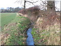 TQ4266 : Drain on Bromley Common east of Princes Plain, BR2 (3) by Mike Quinn