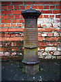 J3975 : Boundary Post, Belfast by Rossographer