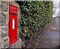 J5880 : Letter box, Donaghadee by Albert Bridge