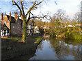 SD7400 : The Bridgewater Canal, Worsley by David Dixon