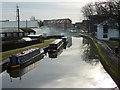 SD7400 : Bridgwater Canal by Richard Croft