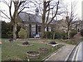 SD7114 : Christ Church Walmsley Parish Hall by David Dixon