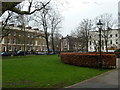 TQ3682 : Tredegar Square, Mile End : Week 8