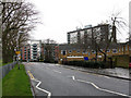 TQ4277 : Baker Road, Woolwich by Stephen Craven