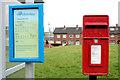 J1247 : Letter box, Seapatrick, Banbridge by Albert Bridge