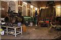 SK4964 : Pleasley Pit - Markham winding engine by Chris Allen