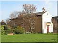 TQ3871 : St John's church hall, Bromley Road by Stephen Craven
