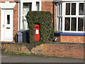 SP1955 : Clopton Road postbox ref. CV37 7 by Alan Murray-Rust