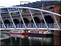 SJ8397 : Bridges at Castlefield Basin : Week 9