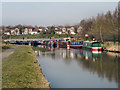 SD7200 : Approaching Bridgewater Marina by David Dixon