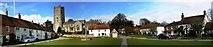 SU2675 : The Green, Aldbourne, Marlborough (1) by Brian Robert Marshall