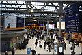 NT2573 : Waverley Station by N Chadwick