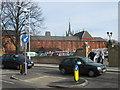 TR0161 : Faversham Tesco's Supermarket by David Anstiss