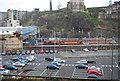 NT2673 : The eastern end of Waverley Station by N Chadwick