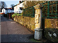 J3973 : Boundary Post, Belfast by Rossographer