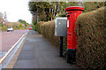 J3974 : Pillar box, Belfast by Albert Bridge