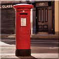 D4002 : Pillar box, Larne by Albert Bridge