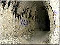 TG2105 : Harford Hills Mine (Norwich) by Evelyn Simak