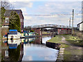 SJ6899 : Bridgewater Canal, Marsland Green by David Dixon