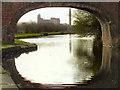 SJ6899 : View Under Great Fold Bridge by David Dixon