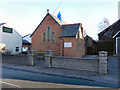 Dist:0.3km<br/>A daughter church of [[[2321633]]], the church of St James, in the village of New Brighton to the north of Mold, was opened in 1893, and is still in use.