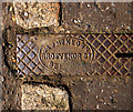 J3271 : Drain cover, Belfast by Rossographer