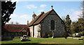 TQ4162 : Keston Church by John Salmon