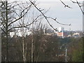 SP0383 : View of Super Hospital from Kings Heath Park by Michael Westley