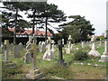 TQ1404 : A guided tour of Broadwater &amp; Worthing Cemetery (7) by Basher Eyre