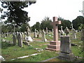 TQ1404 : A guided tour of Broadwater &amp; Worthing Cemetery (13) by Basher Eyre