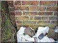 SJ4967 : Cut Mark: Lodge Heyes, Shay Lane, Tarvin by VBForever
