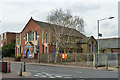TQ4888 : United Reformed Church, Mill Lane by Robin Webster