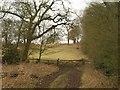 SP9235 : Path by Wavendon Wood by Derek Harper