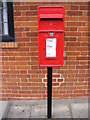 TM3864 : Post Office Postbox by Adrian Cable