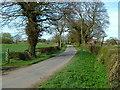 SJ8081 : Blakeley Lane, Mobberley by Anthony O'Neil