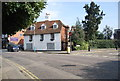 TQ5946 : Weatherboarded Cottage, Mill Crescent by N Chadwick